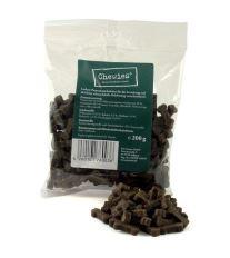 Chewies sušené kocky s držky pre psov 200 g