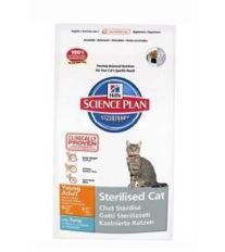 Hill 'Feline Dry Adult Young Sterilized Tuna - tuniak pre kastrované mačky