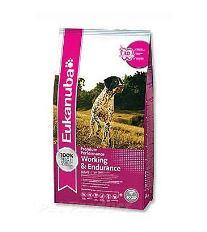 Eukanuba PP Working & Endurance - pre psov s veľkou fyzickou záťažou