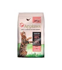 Krmivo APPLAWS Dry Cat Chicken & Salmon