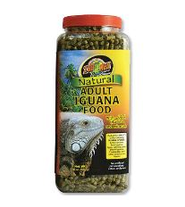 Krmivo ZOO MED Natural Iguana Adult Food 567 g