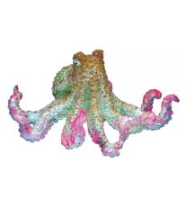 Dekorácia do akvária - Chobotnica Nobby 10 x 11 cm