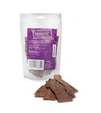 Chewies sušené plátky zveri pre psov 150 g