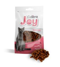 Calibra Joy Cat Salmon Sticks - tyčinky z lososa 70g