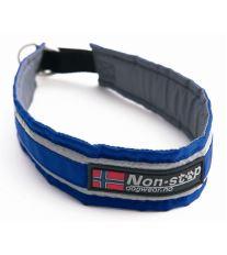 Non-Stop Dogwear Obojok polosťahovací modrý, 45 cm