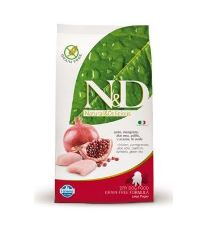 N&D Grain Free Dog Puppy Maxi Chicken & Pomegr.
