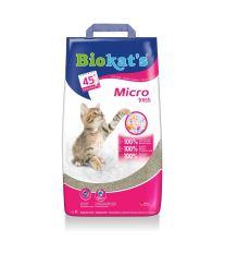 Podstielka Cat Gimpet - Biokat´s Micro Fresh 7 l