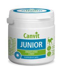 Canvit Junior - výživový doplnok pre šteňatá