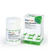 Aptus Multipuppy - energetický doplnok a vitamíny pre šteňatá, 180 g