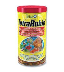 Tetra Rubin vločkové krmivo pre zvýraznenie farebnosti rýb
