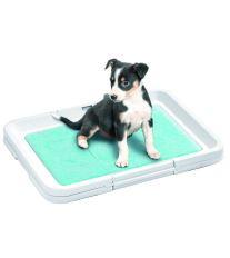 WC ploché pre šteňa 49,5x39,5x4cm KAR 1ks