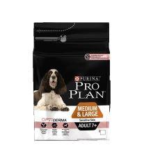Pro Plan Dog Adult 7+ Medium & Large Sens.Skin