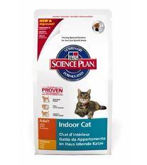 Hill 'Feline Dry Indoor - pre mačky žijúce v byte
