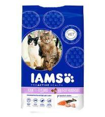 Iams Cat Multicat Chicken/Salmon