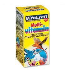 Multivitamín VITAKRAFT 10 ml