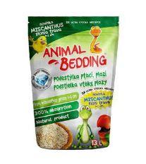 Podestýlka ANIMALBEEDING 13L ptáci, plazi řezanka