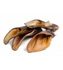 Hovädzie ucho - sušené maškrty pre psa Labet