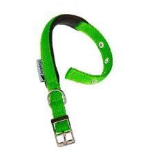 Ferplast Obojek nylon DAYTONA C 35cmx15mm zelený