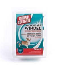 Simple Solution Pratelné plenky pro psy, velikost S