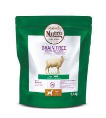 NUTRO Dog Grain Free Puppy Medium Lamb 1,4kg