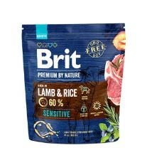 Brit Premium by Nature Dog Sensitive Lamb 1 kg