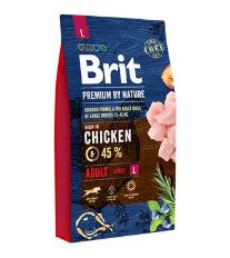 Brit Premium by Nature Dog Adult L 8 kg