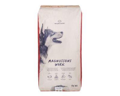 Magnusson Meat & Biscuit Work - pre dospelých psov s vysokou záťažou 14 kg