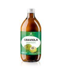 Graviola Premium Allnature 100% šťáva 500 ml