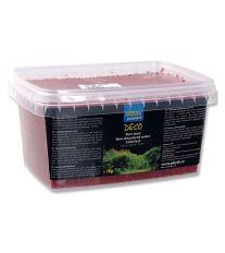 Piesok AQUA EXCELLENT červený 1 kg