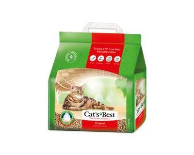 Kočkolit Cat Best Öko Plus 10 l