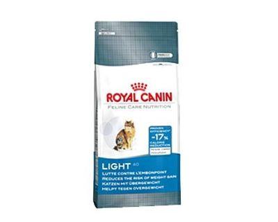 Royal Canin Feline Light - pre dospelé mačky so sklonmi k nadváhe 2 kg