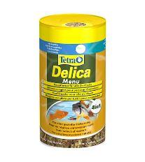 Tetra Delica Menu zmes vločkových krmív 100 ml