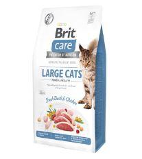 Brit Care Cat GF Large cats Power&Vitality 7kg