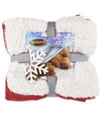 Deka SCRUFFS Snuggle Blanket Winter mix barev 1ks