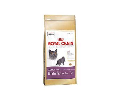 Royal Canin Breed Feline British Shorthair - pre dospelé britské krátkosrsté mačky 2 kg