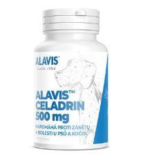 Alavis Celadrin 500 mg pre psov a mačky - napomáha zvýšiť ochranu pred pôsobením prozápalových enzýmov, 60 tabliet