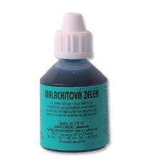 Dezinfekcia AQUA EXOTIC Malachitová zeleň 25 ml