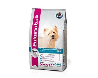 Eukanuba West Highland a White Terrier 2,5 kg