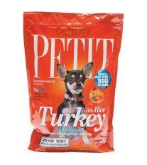 Petit Dry Adult Turkey with Rice Low Grain 1,5kg