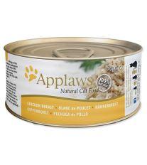 Konzerva APPLAWS Cat Chicken Breast 70 g