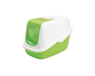 Savic Nestor toaleta zeleno-biela
