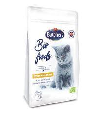 Butcher's Cat Bio s kuřecím 800g