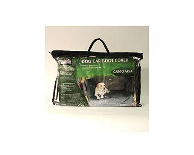 GreenDog Ochranný autopoťah do kufra pre psa, 105x75 (130) x50 cm