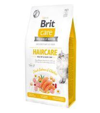 Brit Care Cat GF Haircare Healthy&Shiny Coat 7kg