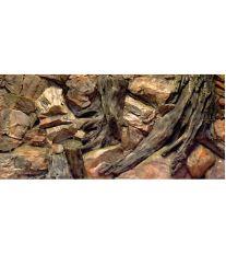 Pozadie AQUA EXCELLENT Root 120 x 50 cm