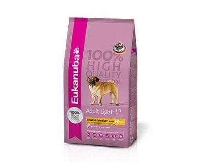 Eukanuba Adult Medium Light / Weight Control 3 kg