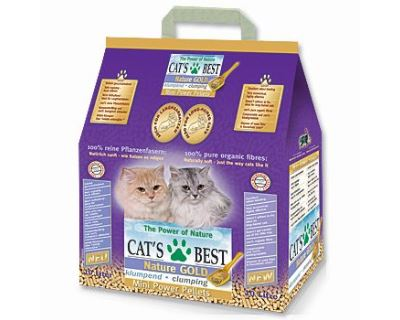 Cats Best Nature Gold podstielka 10 l