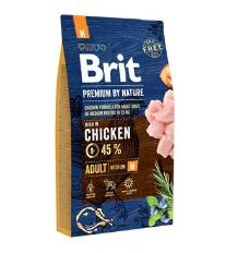 Brit Premium by Nature Dog Adult M 8 kg