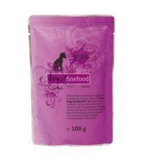 Dogz Finefood No.10 Kapsička - jahňacie pre psov 100 g