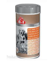8in1 Multi Vitamin Tablets Adult - doplnkové krmivo pre dospelých psov, 70 tabliet